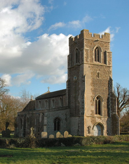 St Mary Magdalene Parish Church